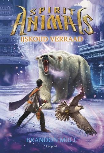 Kinderboeken - Voorleesboeken - Spirit Animals 4: IJskoud verraad. 10+