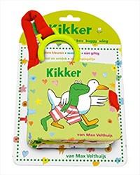 Kinderboeken  prentenboek Kikker babyspeelboekje