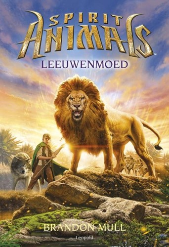 Spirit Animals 6: Leeuwenmoed. 10+