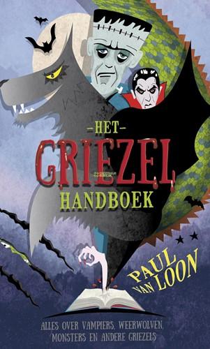 Kinderboeken leesboek Het griezelhandboek