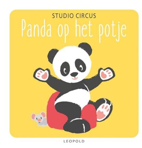 Studio Circus: Panda op het potje (karto