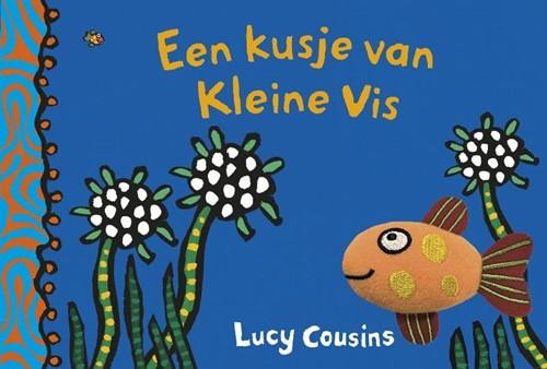 Kinderboeken Een kusje van Kleine Vis (+ vingerpop).