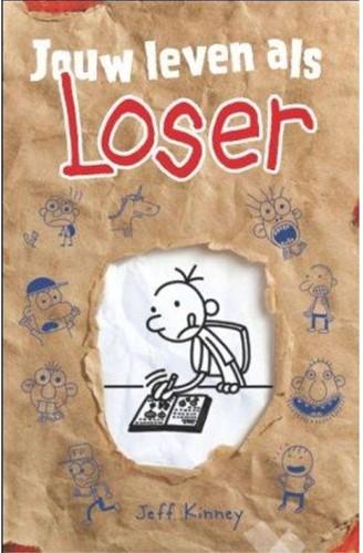 Jouw leven als Loser werkboek. 10+