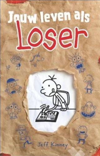 De Fontein Het leven van een Loser - Jouw leven als Loser werkboek. 10+