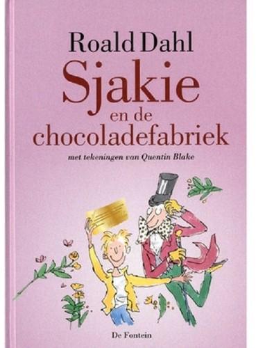 De Fontein  - Sjakie en de chocoladefabriek. 8+