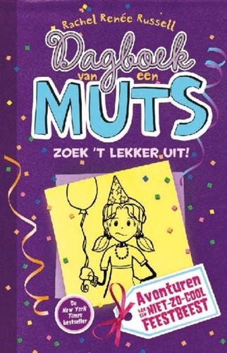 De Fontein Dagboek van een Muts - Dagboek van een muts 2: Zoek 't lekker uit. 10+