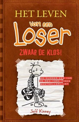 De Fontein Het leven van een Loser - Het leven van een Loser 7: Zwaar de klos. 10+