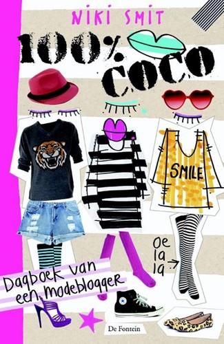 De Fontein  - 100% Coco 1. Dagboek van een modeblogger.10+