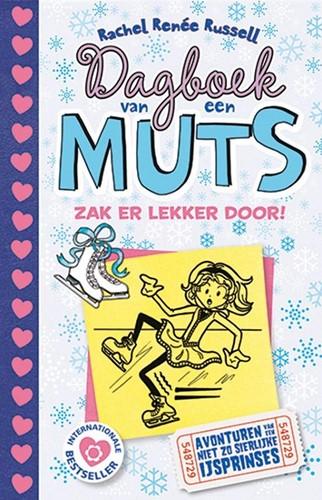 Dagboek muts 4: Zak er lekker door. 10+