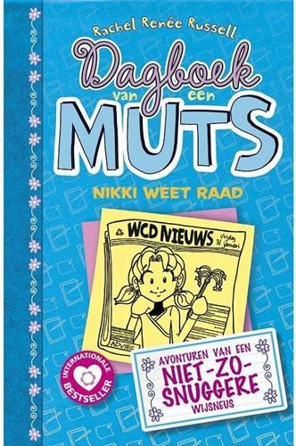 Dagboek muts 5: Nikki weet raad. 10+