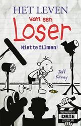 Kinderboeken  leesboek Het leven van een loser - Niet