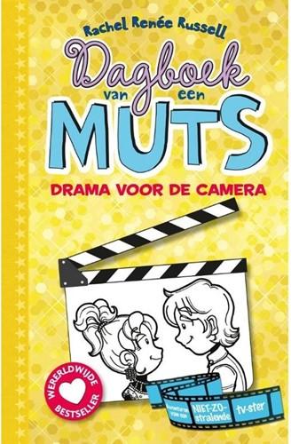 Dagboek muts 7: Drama voor de camera. 10