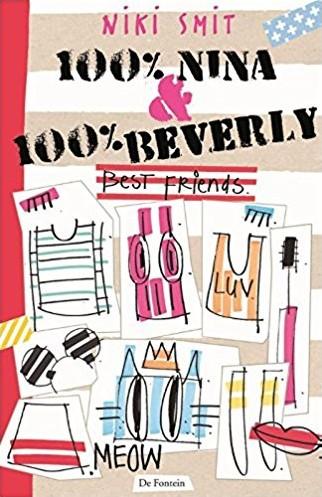 Kinderboeken - 100% Nina & 100% Beverly omnibus. 10+