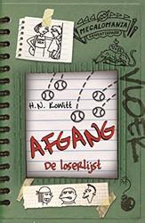 Kinderboeken  leesboek De Loserlijst 3: Afgang