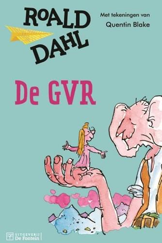 De Fontein  - De GVR (pb). 8+