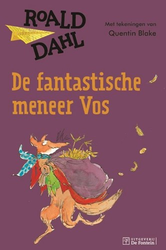 Kinderboeken leesboek De fantastische meneer Vos