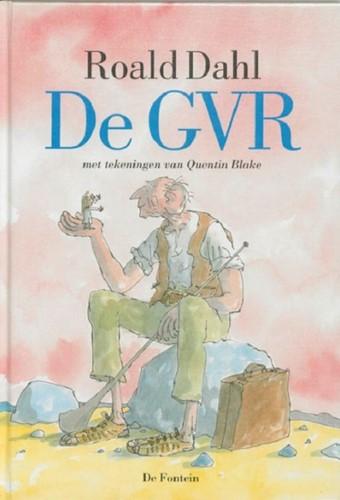 Roald Dahl leesboek De GVR (luxe editie). 8+