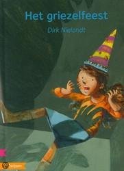 Kinderboeken  avi boek Het griezelfeest AVI M4