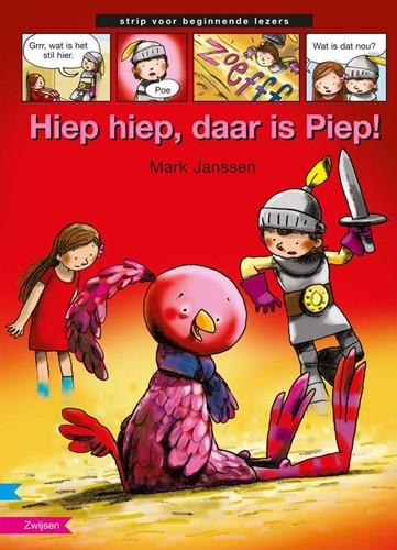 Zwijsen AVI Strips - Hiep hiep, daar is Piep!
