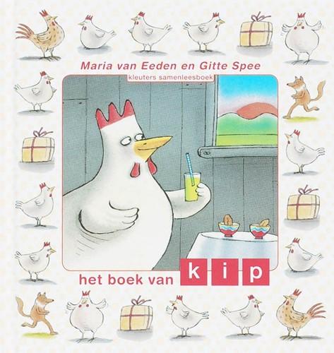 Zwijsen Kleuters samenleesboeken - het boek van kip