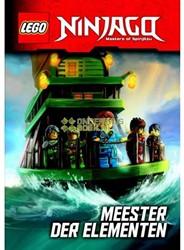 Lego  Ninjago set Meester der elementen