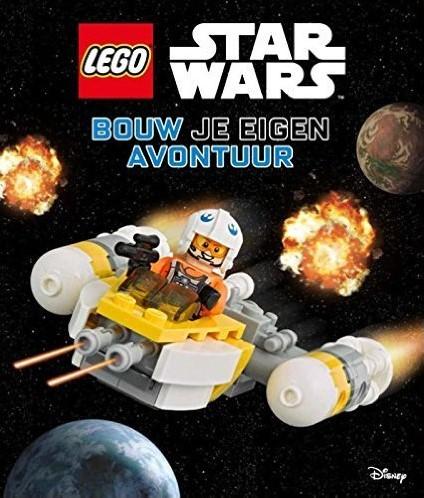 Kinderboek LEGO® Star WarsTM. Bouw je eigen avontuur