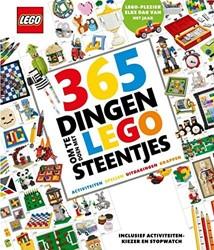 Lego  doeboek 365 dingen om te doen met LEGO