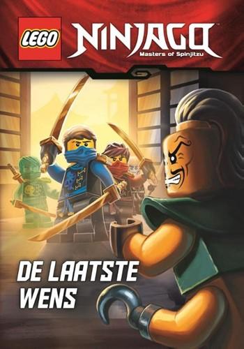Meis & Maas Lego - LEGO Ninjago. De laatste wens. 7+