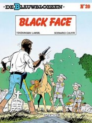 Stripboeken  Black Face 20
