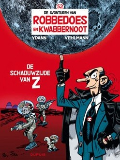 Stripboeken  Robbedoes en Kwabbernoot 52
