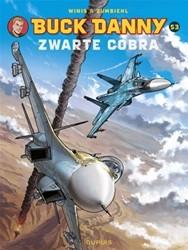 Stripboeken  Buck Danny - Zwarte Cobra