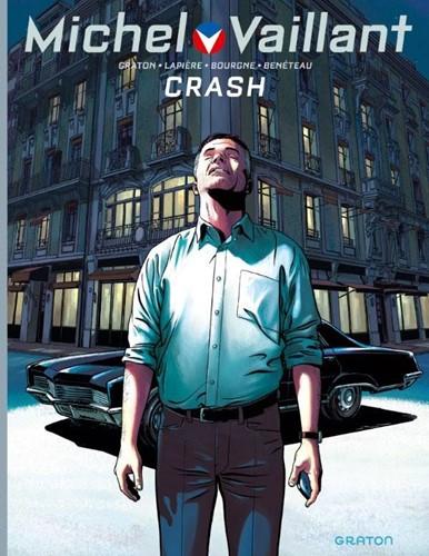 Stripboeken  Michel Vaillant - Crash