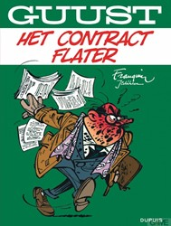 Guust Flater - het contract fflater