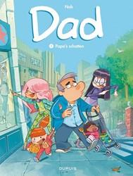 Stripboeken  Dad Papa's schatten