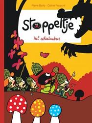 Dupuis Stripboek Stoppeltje het schaduwbos