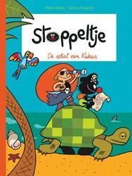 Dupuis Stripboek Stoppeltje de schat van Kokos