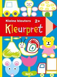 Kinderboeken  kleurboek Kleurpret 2+