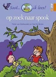 Deltas Ssst... ik lees! op zoek naar spook (AVI 2 - AVI nieuw E3)