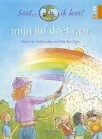 Deltas  avi boek Mijn juf doet raar AVI2