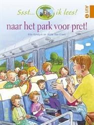 Deltas  avi boek Naar het park voor pret! AVI1