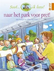 Deltas Ssst... ik lees! naar het park voor pret!  (AVI 1 - AVI nieuw M3)