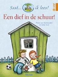 Deltas  avi boek Een dief in de schuur AVI3