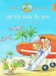 Deltas Ssst... ik lees! op reis naar de zon (AVI 1 - AVI nieuw M3)