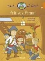 Deltas Ssst... ik lees! Prinses Piraat (AVI 4 - AVI nieuw E4)