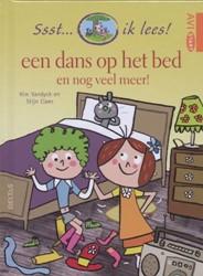 Deltas  avi boek Een dans op het bed AVI start