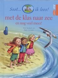 Deltas Ssst... ik lees! Met de klas naar zee (AVI 1 - AVI nieuw M3)