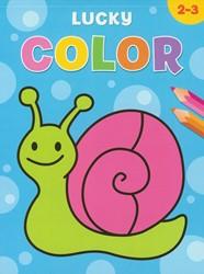Deltas Lucky color (2-3 j.)