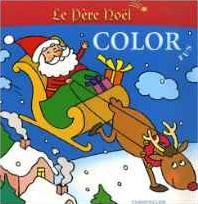 Deltas  kleurboek De Kerstman Color Fun