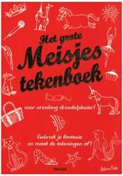 Deltas  kleurboek Het grote meisjes tekenboek