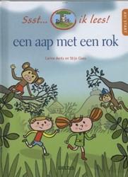 Deltas  avi boek Een aap met een rok AVI start